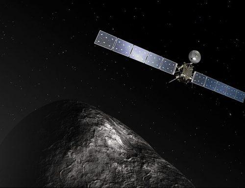 Rosetta storia di stelle e tecnici italiani